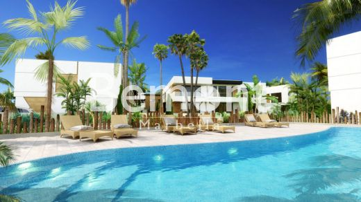 Brand new townhouse for sale in Nueva Andalucia, Marbella