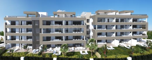 3 bedroom modern apartment for sale in Puerto Banus, Marbella