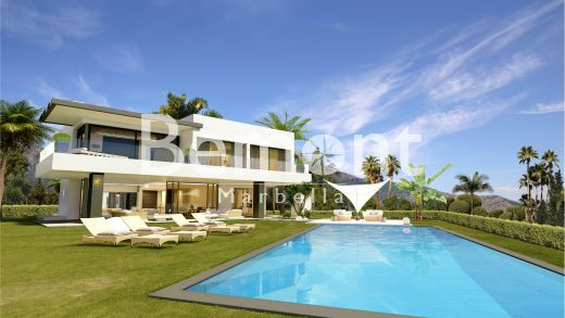 Luxury off plan villa for sale in Marbella
