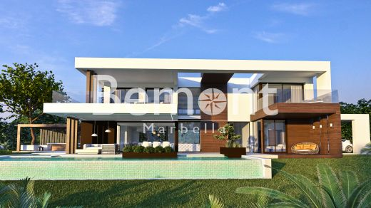 4 Bedroom luxury villa for sale in Marbella West
