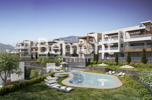 Brand new apartment with sea views for sale in Marbella East, Costa del Sol
