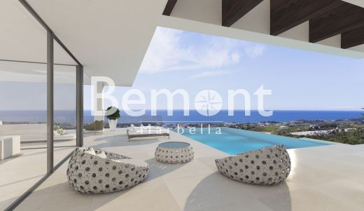 Modern off plan villa for sale in Marbella West