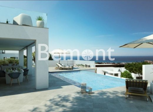 Contemporary off-plan villa for sale in La Cala de Mijas, Marbella East