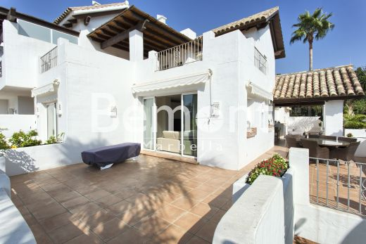 3 bedroom beachside duplex penthouse for sale in Estepona, Marbella West, Spain