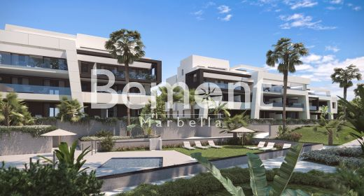 Modern groundfloor apartment for sale in Selwo , Marbella West