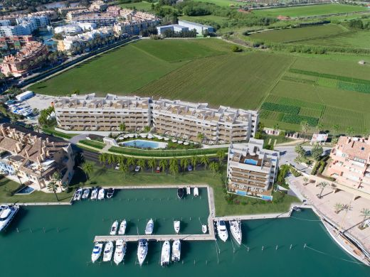 Brand new apartment for sale in Sotogrande Marina, Costa del Sol, Spain