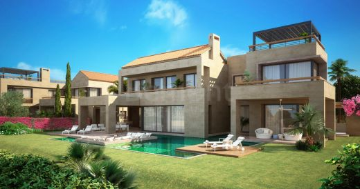 Brand new luxury villa for sale close to Marbella, Golden mile and Puerto Banus