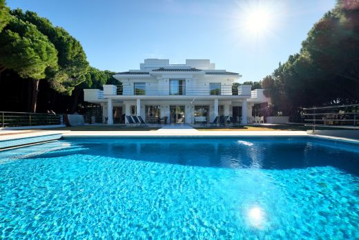 5-bedroom contemporary villa for sale in Marbella East