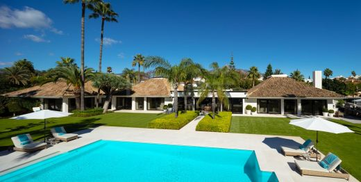 Exclusive luxury villa for sale in Marbella, Costa del Sol