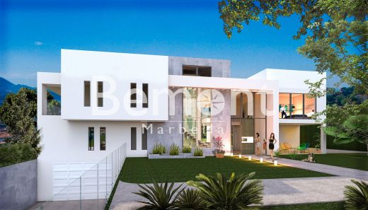 3-bedroom contemporary new build villa in Marbella East