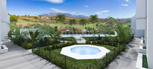3-bedroom contemporary townhouse for sale in La Cala Golf, Marbella East