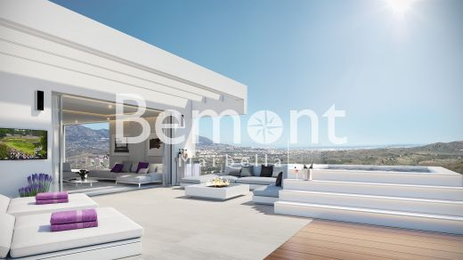 Brand new modern penthouse in La Cala Golf, Costa del Sol, Spain