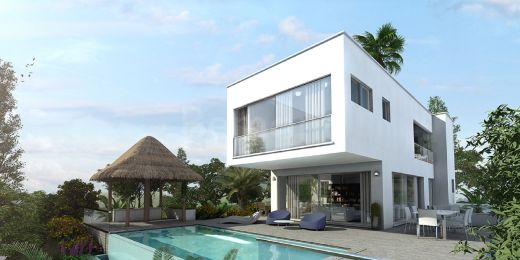 Brand new 3 bedroom villa for sale in La Cala Golf, Marbella East