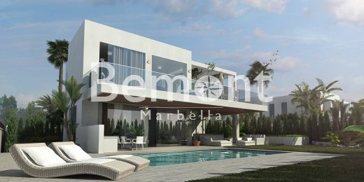 Brand new golf villa for sale in La Cala Golf, Marbella East