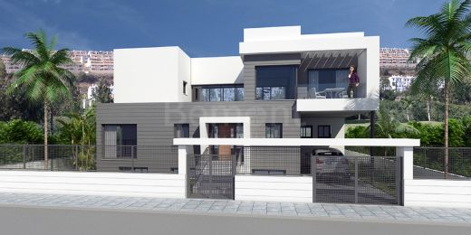 6 bedroom new build villa for sale in La Cala Golf, Mijas, Marbella East