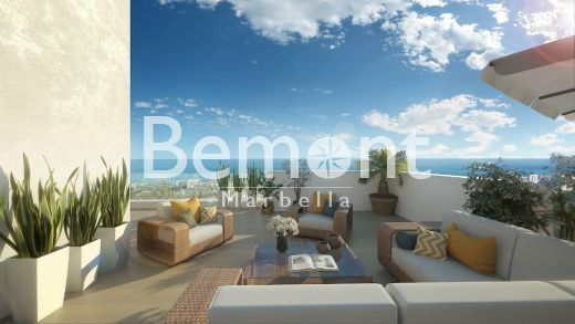 Brand new 4 bedroom penthouse for sale in Marbella