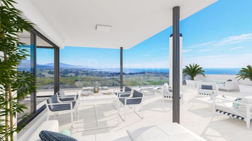 2 Bedroom new build apartment for sale in Marbella West