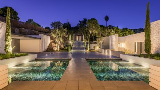 Luxury modern villa for sale in in La Zagaleta, Benahavis