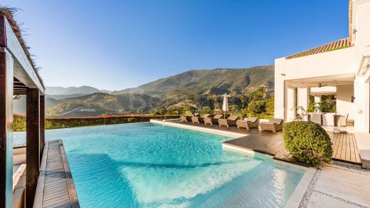 Brand new villa for sale in La Zagaleta, Marbella West