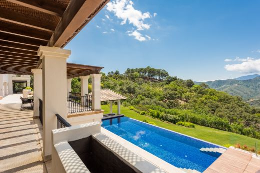 5 bedroom villa for sale in La Zagaleta, Marbella West