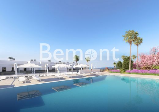 Brand new apartments with spectacular sea views for sale