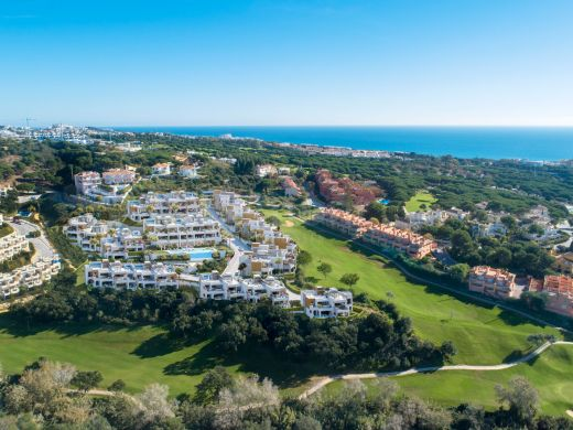 Brand new front line golf complex in Marbella East, Cabopino, Spain