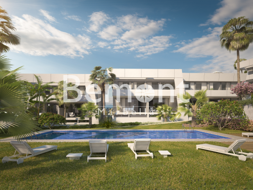 Luxury contemporary town housefor sale in Marbella East