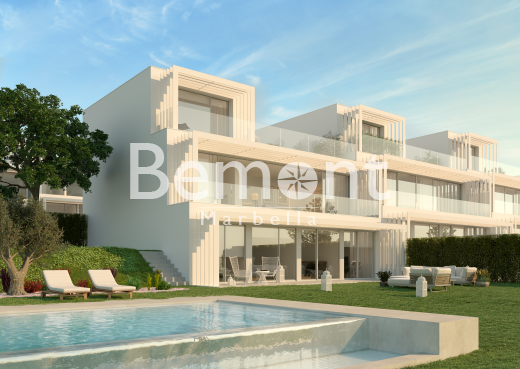 5 bedroom modern townhouse for sale in Sotogrande, Costa del Sol