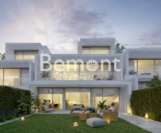 3 bedroom contemporary town house for sale in Sotogrande