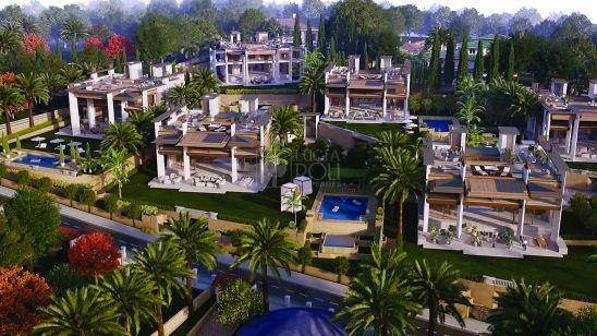 Palacetes de Banus, 8 impresionantes villas de diseño a poca distancia de Puerto Banus