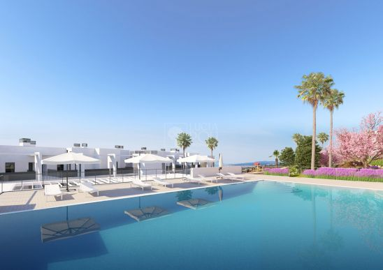 Stylish and contemporary apartments with the best seaviews in Manilva