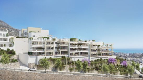 New Horizon, modern and sustainable apartamenos and semi-detached in Benalmádena.