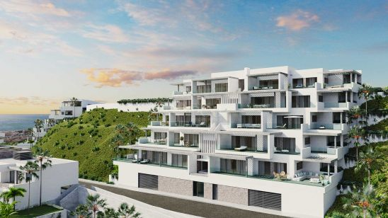 20 luxury 2 and 3 bedrooms apartments that will make you love this magicalspot on the Costa del Sol. Homes with a cutting-edge design, extensive outsidespaces, near the beach and next to the golf complex.