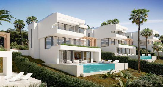 Exclusive modern villas in La Cala Golf