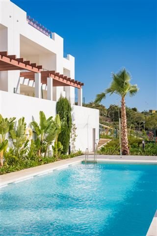 New modern luxury apartments within Finca Cortesin. 2 units available