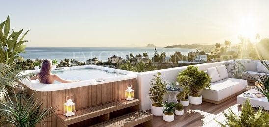 Modern Apartments With Amazing Seaviews