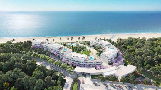 Apartamentos en primera Linea de Playa