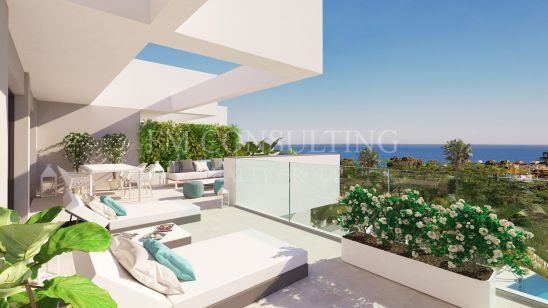 Contemporary Designed Luxury Apartments.