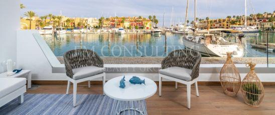 Appartements élégants à La Marina
