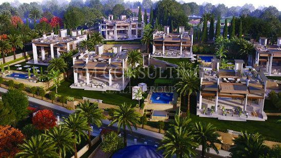 Impresionantes Villas caminando de Puerto Banús