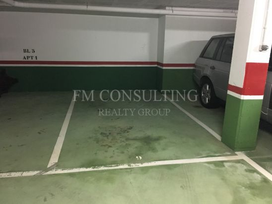 Parking space for sale