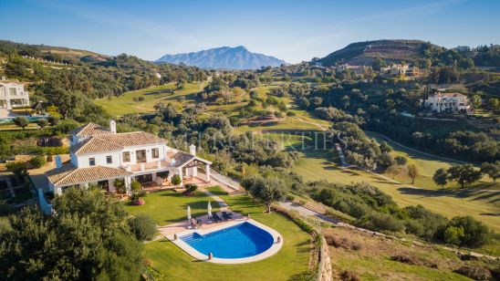 Espectacular Villa en Marbella Club Golf Resort