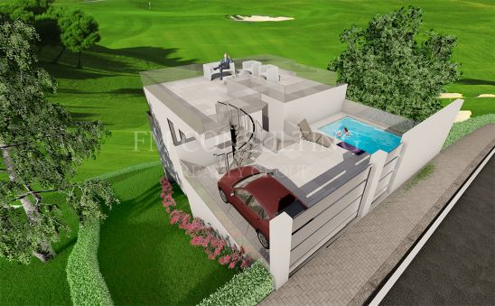 3 bedroom golf Villas, starting prices from €497.500*