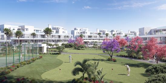 Apartamento en venta en Palm Village, Estepona