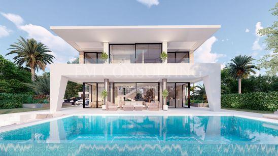 Villa à vendre à Los Hidalgos, Manilva