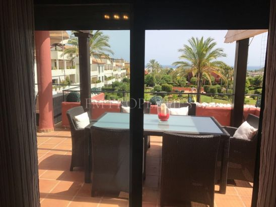 Stunning 4 bedroom duplex penthouse with sea views. Reduced to sell.....