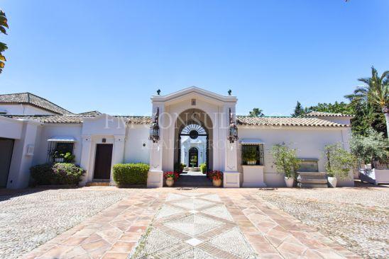 Mansion en venta en Guadalmina Baja, San Pedro de Alcantara