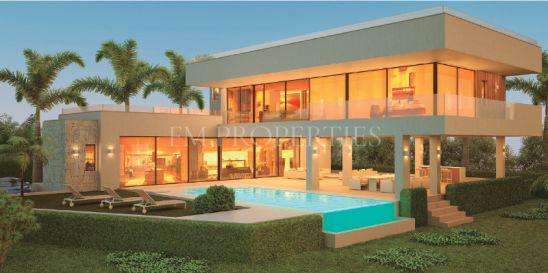 Villas Modernas con Vistas Panoramicas