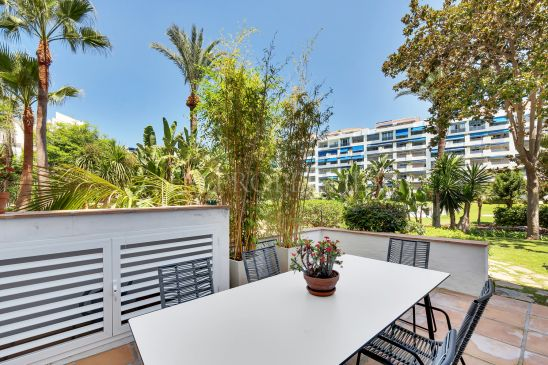 Recently renovated apartment in Puerto Banús