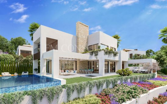 Modern Villas in Prime Location